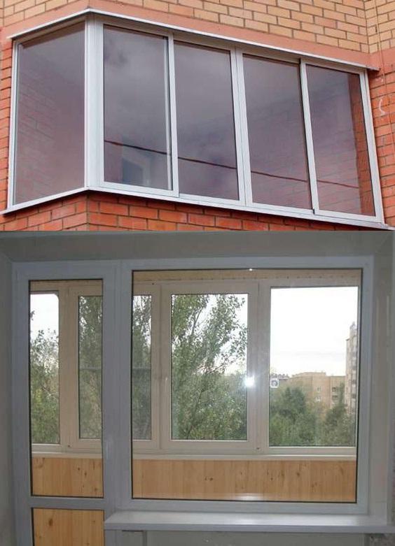 Окна пвх, балконные рамы, раздвижные, алюминиевые, пластиков.