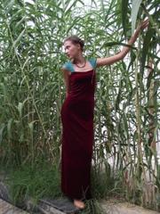 дизайнерская коллекция вечерних платьев!