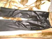 кожаные вещи на 48- 50р