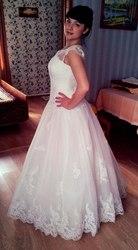 Продам легкое свадебное платье
