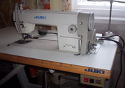 продам  промышленную швейную машину « Juki-DLM-5200ND»(с обрезкой края