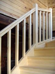 Лестницы Деревянные. Меж.этажные Бобруйск