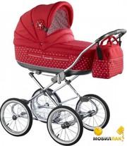 Красивая классическая коляска Roan Marita