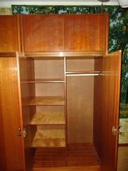Шкаф двустворчатый /для белья и одежды/