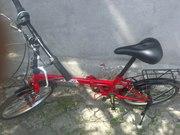 Велосипед ACTICO складной.