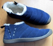 Зимние ботиночки на 40-41 натур. замш