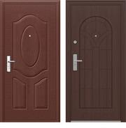 Дверь металлическая входная с бесплатной доставкой!