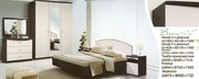 Новая Спальня из ламинированной плиты Венге/мол.дуб.